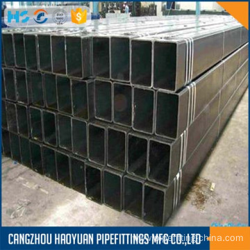 Top for Aluminum Rectangular Tubing ASTM A53 GRB SCH40 black square steel pipe export to Colombia Suppliers